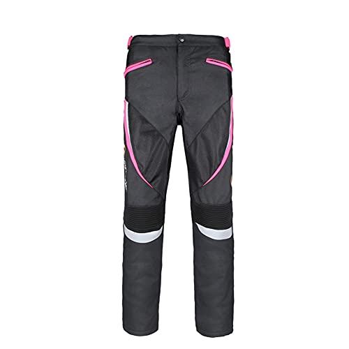 Waterproof Motorbike Suits for Women 2 Pieces Jacket and Trouser in Cordura Fabric with Ce Removable...
