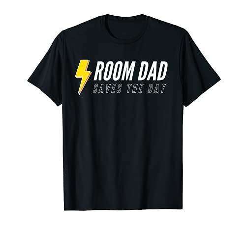 Room Dad Saves The Day T-Shirt