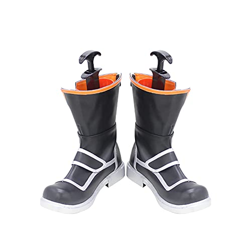 Skull Shatterer Cosplay Shoes Boots Props Anime Halloween W1621 (25.5CM)