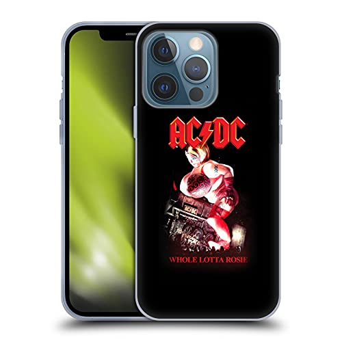 Head Case Designs Officially Licensed AC/DC ACDC Whole Lotta Rosie Song Titles Soft Gel Case...