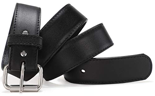 XGeek Concealed Carry CCW Leather Gun Belt | Genuine Leather Belt for Gun Carry | Mens Heavy Duty...