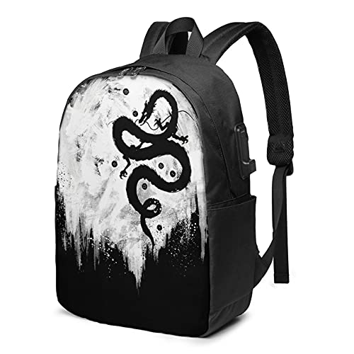 vegeta backpacks, Practical Laptop Backpack with USB Charging Port for Youth Students draagoon ball...