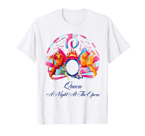 Queen Official A Night At The Opera T-Shirt
