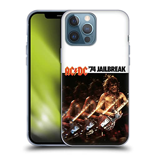 Head Case Designs Officially Licensed AC/DC ACDC Jailbreak Album Cover Soft Gel Case Compatible with...