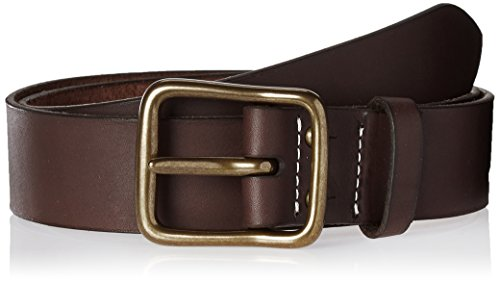 Red Wing Heritage Leather Belt, Amber Pioneer, 40