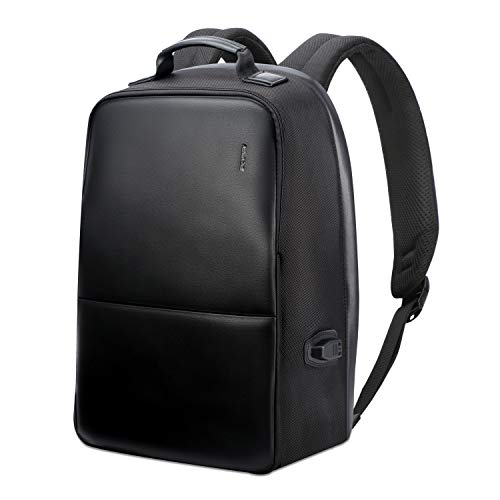BOPAI Anti-Theft Business Backpack 15.6 Inch Laptop Water-Resistant with USB Port Charging Travel...