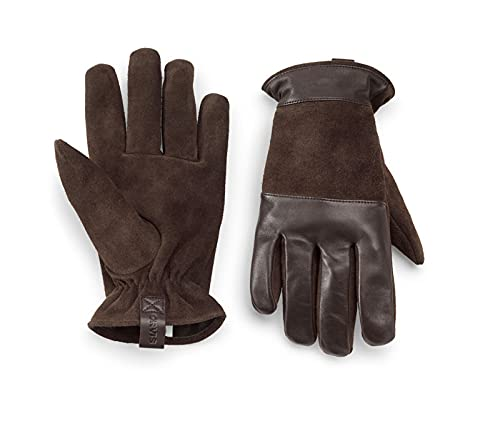 Orvis Men's Rugged Leather/Suede Gloves