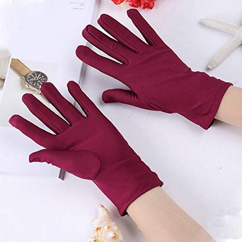 Etiquette Gloves, Fashion New Men And Women Office Driving Elegant Protective Gloves