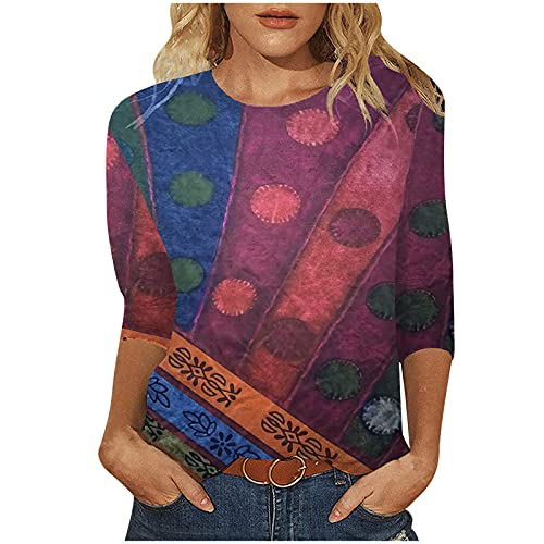 INESVER Womens Long Sleeve Tops Plus Size Blouse Shirt Casual Loose Tunic Tees Fall Trendy...