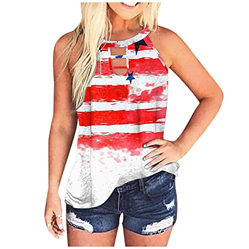 Workout Tops for WomenTank Tops for Women SummerWomens Clothing SummerCasual Sleeveless...