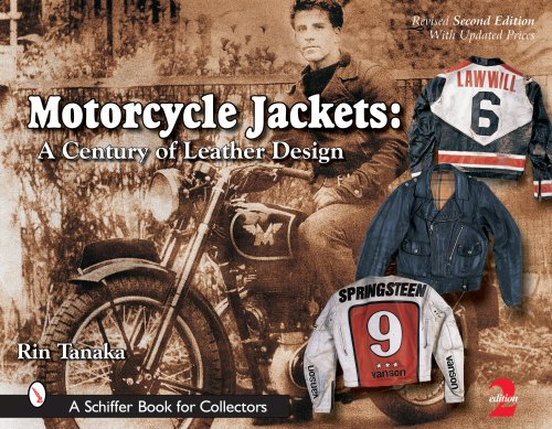 Motorcycle Jackets: A Century of Leather Design